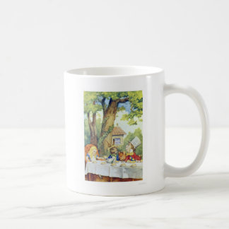 Alice in Wonderland Mad Hatter Tea Party Coffee Mug