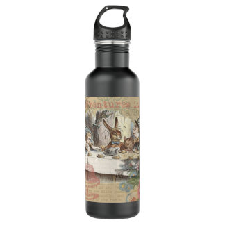 Alice in Wonderland Mad Tea Party 710 Ml Water Bottle