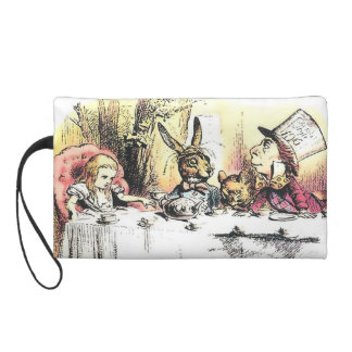 Alice in Wonderland Mad Tea Party Purse