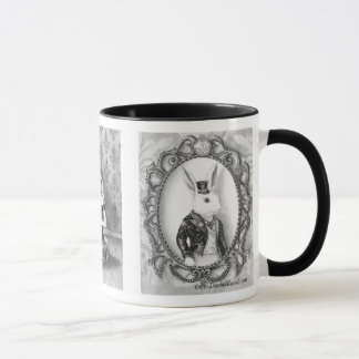 Alice in Wonderland Mug Cheshire Cat Mug