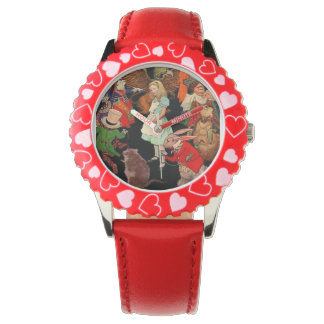 Alice in Wonderland Newell Watch