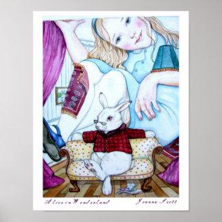 Alice in Wonderland, Poster