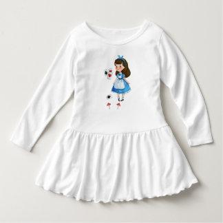 Alice in Wonderland series #1 Dress