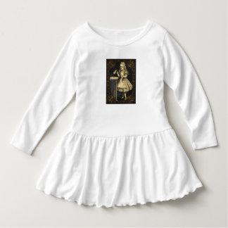 Alice in Wonderland Shirt girls birthday gift