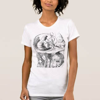 Alice in wonderland-The caterpillar T-Shirt