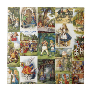 alice in wonderland tile