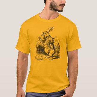Alice in wonderland white rabbit T-Shirt