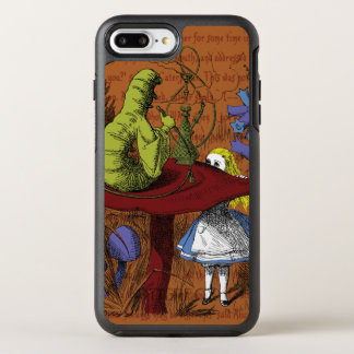 Alice in Wonderland | Who Are You? OtterBox Symmetry iPhone 8 Plus/7 Plus Case