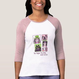 Alice in Wonderland's Tea Party T-Shirt