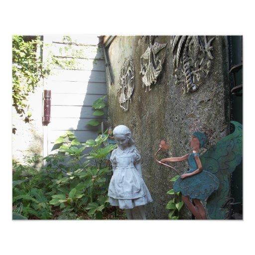 Alice lost in wonderland saint Augustine Photo Art