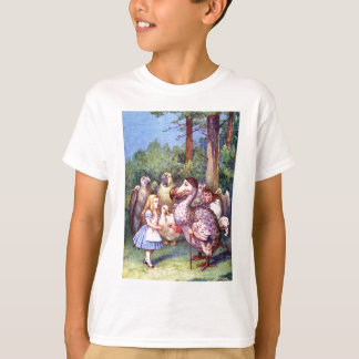 ALICE MEETS THE DODO BIRD T-Shirt