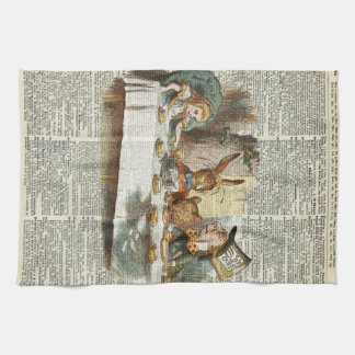 Alice Morning Tea time Towels