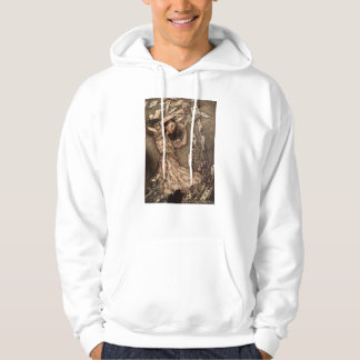 Alice Swarmed by Playing Cards Hoodie