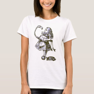 Alice & the Flamingo T-Shirt