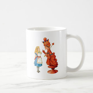 Alice & The Red Queen Coffee Mug