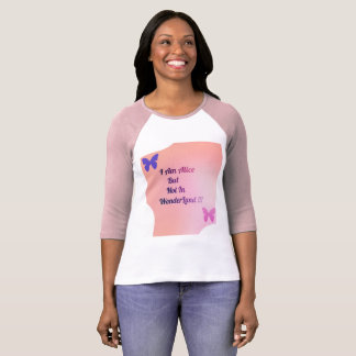 Alice Wonderland T-Shirt