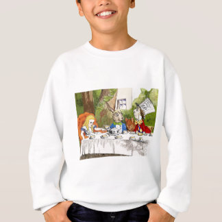 Alice's_Adventures_in_Wonderland_tie Sweatshirt