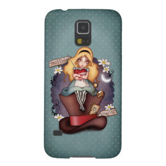Alice's Heart Galaxy S5 Cases