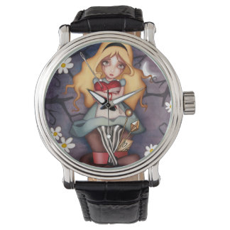 Alice's Heart Watch