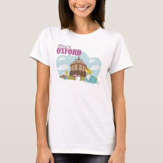 Alice's Oxford Women's Basic T-Shirt, White T-Shirt