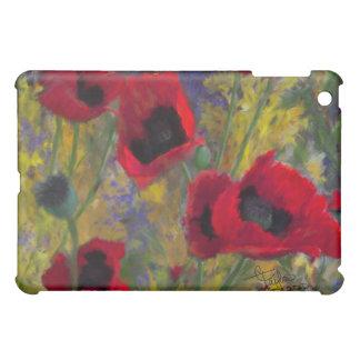 Alicias Poppies iPad Mini Case