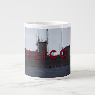 Alico Building in Waco, Texas Jumbo Mug
