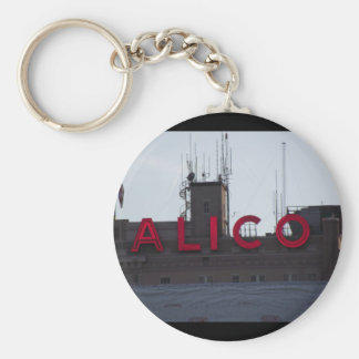 Alico Building Key Chain