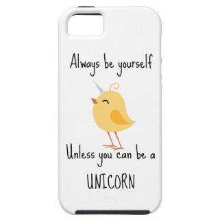 Alida the Unicorn Case For The iPhone 5