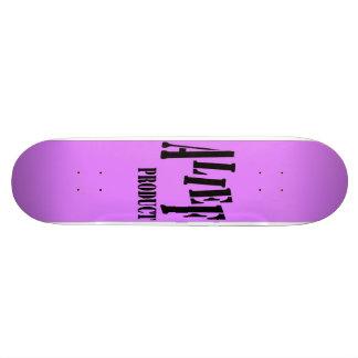 Alief Deck pink Skate Board Decks