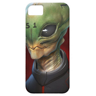 Alien 51 iPhone 5 covers