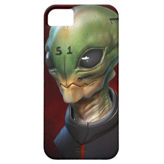 ALIEN 51 iPhone 5 COVERS