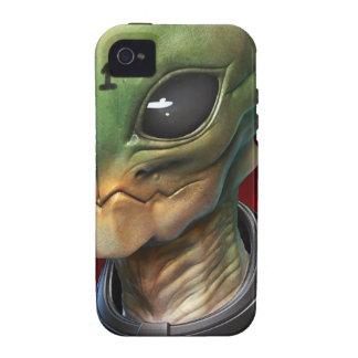 Alien 51 Case-Mate iPhone 4 cases