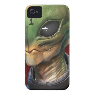 Alien 51 iPhone 4 covers