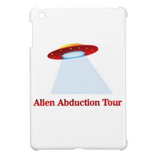 Alien Abduction Tour iPad Mini Cases