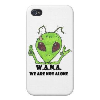 Alien Acronym iPhone 4 Covers
