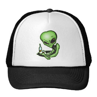 Alien At The Local Bar Cap