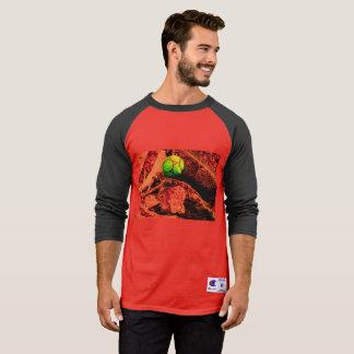alien ball head T-Shirt