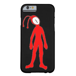 Alien Barely There iPhone 6 Case