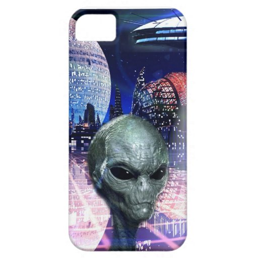 Alien Base Case For The iPhone 5