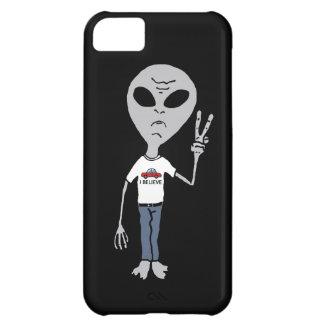 Alien Believer iPhone 5C Case