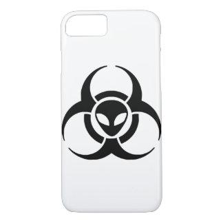 Alien Biohazard iPhone 8/7 Case