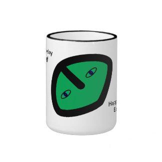 Alien Birthday Ringer Mug