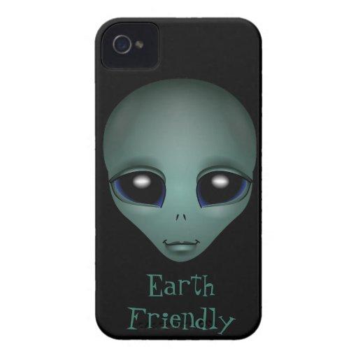 Alien Blackberry Case Cute Personalized E.T. Case