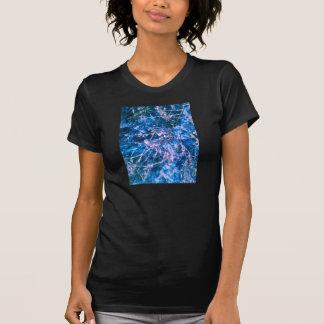 Alien blue virus t-shirt ladies