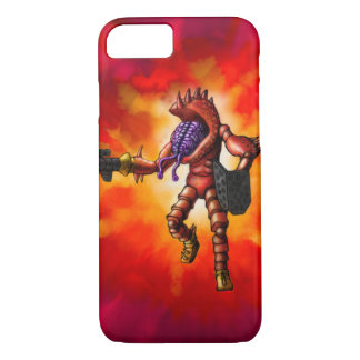 Alien brain iPhone 8/7 case