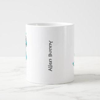 Alien Bunny Jumbo Mug