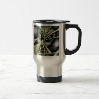 Alien Captive Travel Mug
