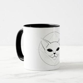 Alien Cat mug