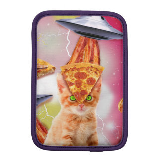 alien cats and the ufos sleeve for iPad mini