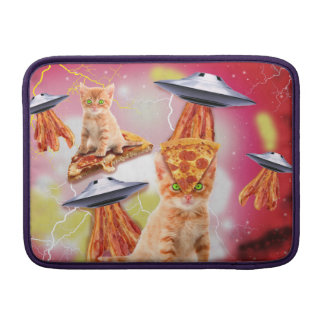 alien cats and the ufos sleeves for MacBook air